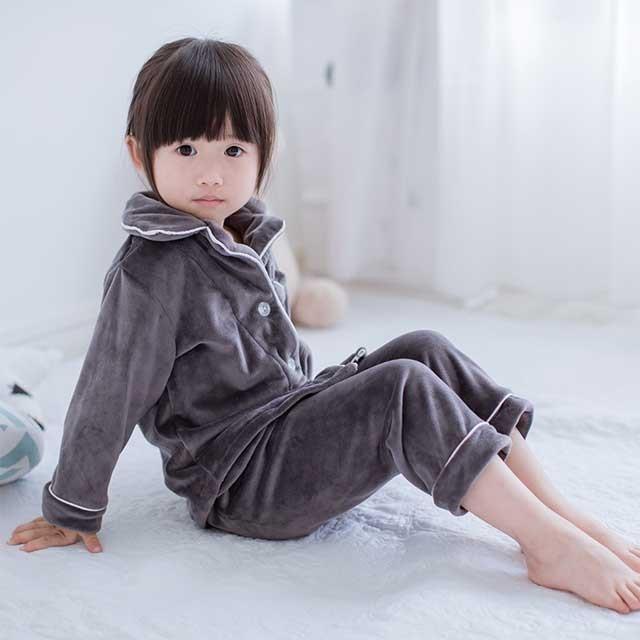 [트리베어] Luxury 잠옷 세트 수면 잠옷