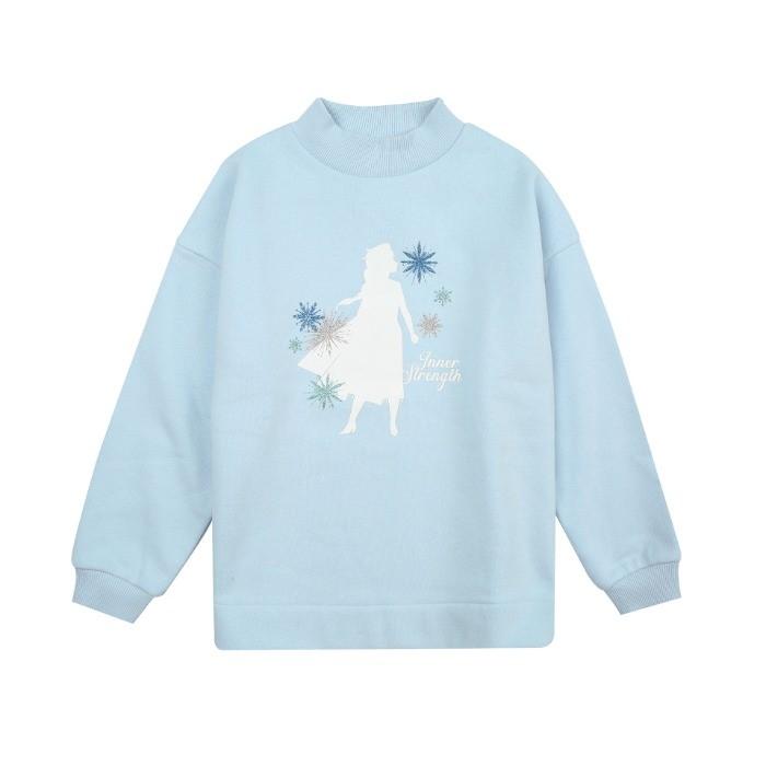 탑텐키즈 NC02 겨울왕국 콜라보 티셔츠 MKZ4TR2803
