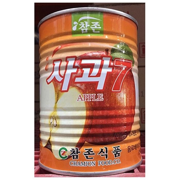 사과 농축액 음료베이스 식자재도매 (835mX12개) 참존