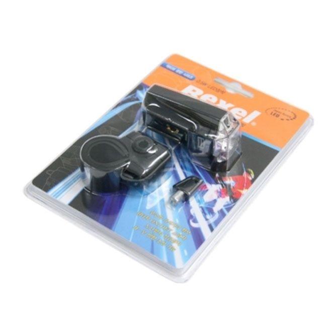 벡셀바이크랜턴아이빔(LED/0.5W)AAA×3개사용자전거용