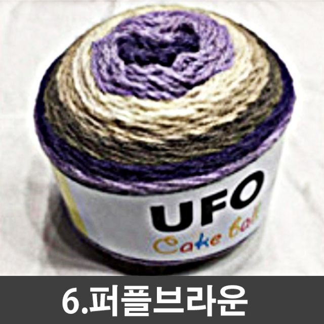 목도리 뜨개질 실 뜨개실 케이크볼 털실 6
