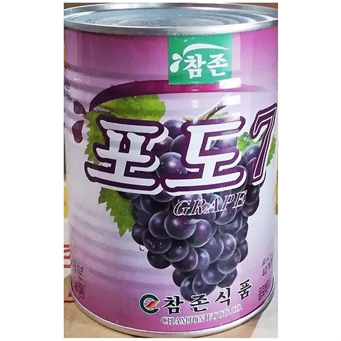 포도 농축액 과채주스 식자재도매 (835mlX12개) 참존