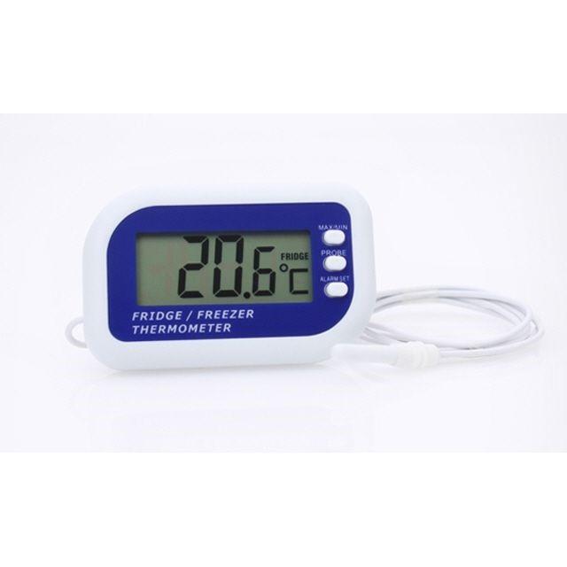 .ETI 디지털 알람 냉장고온도계
