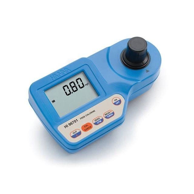 .HANNA 디지털 잔류염소측정기