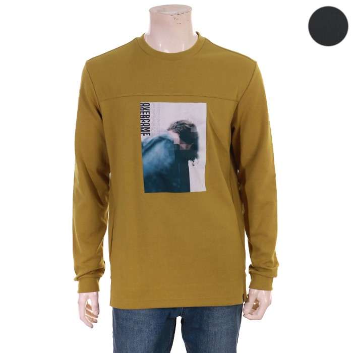 흄 PGD01 맨투맨 티셔츠 F-HNF-CTM113-M