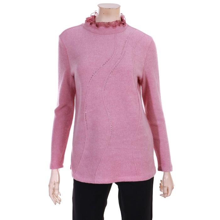 크로커다일 레이디 PGD01 프릴 티셔츠 CL9W-TS104