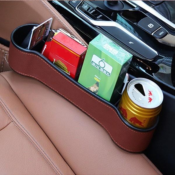 자동차용품 틈새포켓 컵홀더 스마트폰