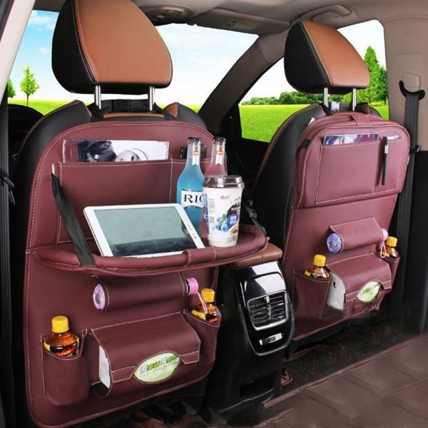 차량용 자동차용품 자동차 시트백 테블릿