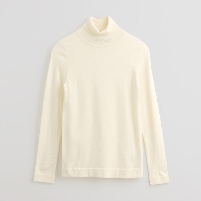 행텐 NC08 여자 기본 터틀넥 목폴라 티셔츠 140-811