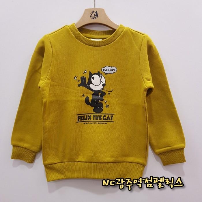 펠릭스키즈 NC05 기본기모맨투맨 FXMS18WF9
