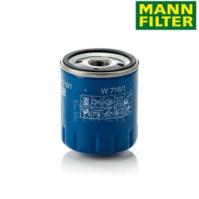 만필터 오일필터 푸조 308 2.0 GT BlueHDi 14-...