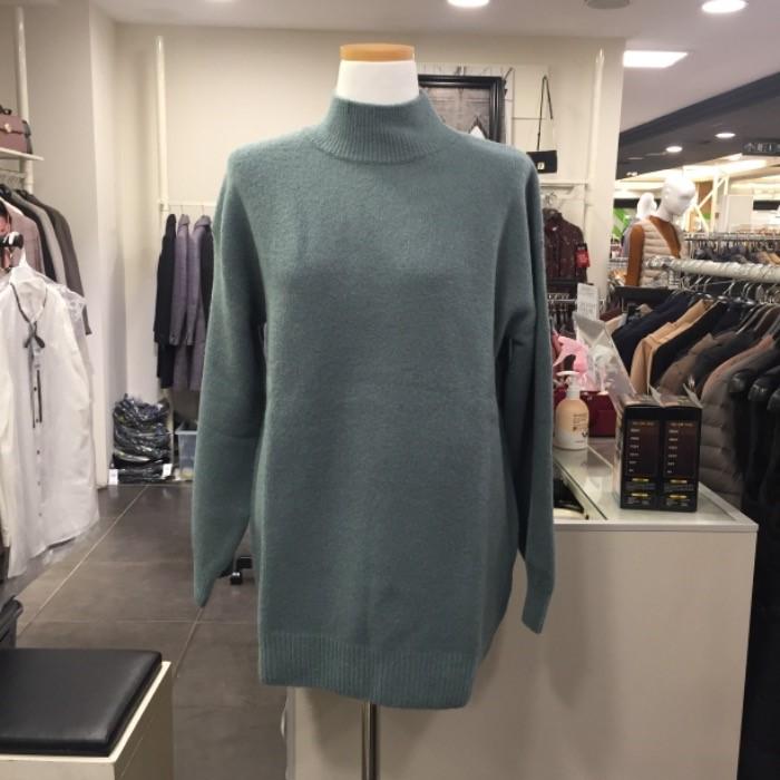 투미 NC05 레이스매칭 반넥 스웨터 겨울 TMKA94TF08