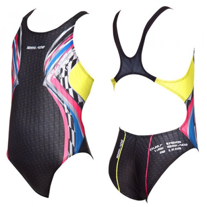 토네이도 여자 아동 수영복 37172 실내수영장 잇템