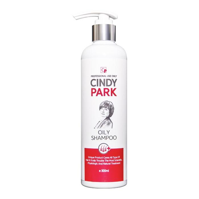 [CINDY PARK] 신디박 탈모증상완화 오일리샴푸 300ml 지성두피 추천