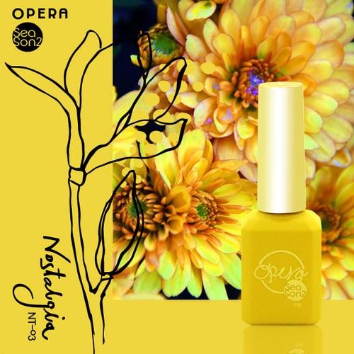 OPERA 오페라 시즌2 노스탤지어 칼라 젤폴리쉬 NT-03