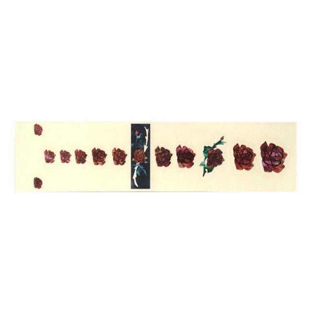 악기 스티커 Contemporary Rose-AR