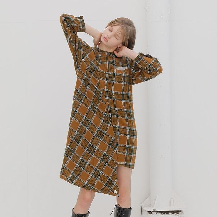 [느와] Woo Dress