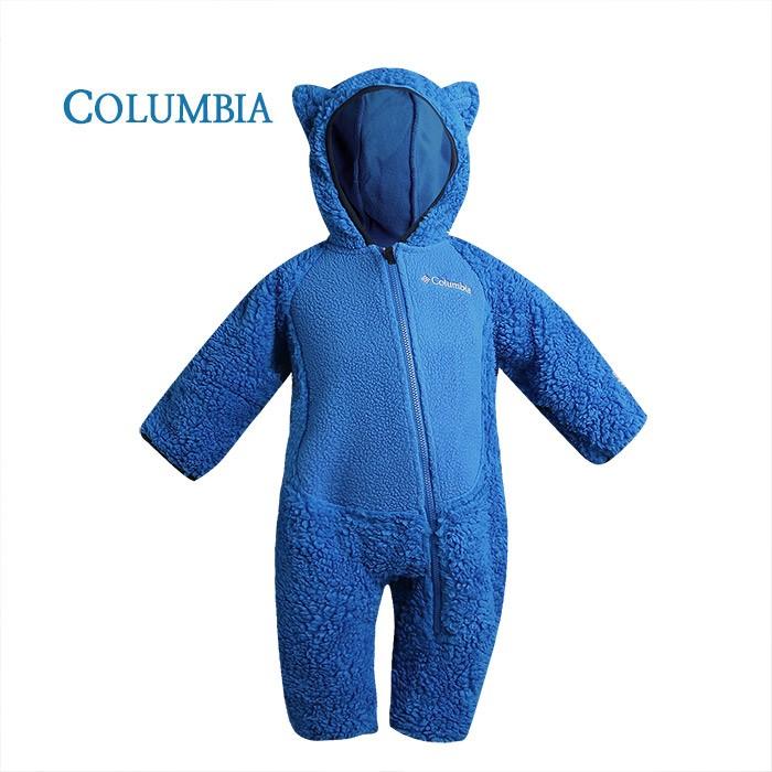 컬럼비아 아동 폭시베이비 셀파 우주복 (AN0098-438)