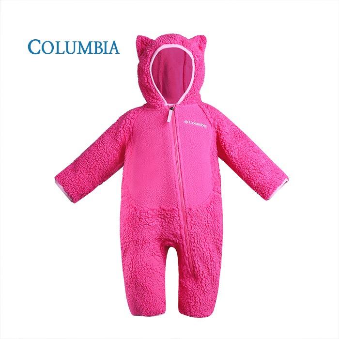 컬럼비아 아동 폭시베이비 셀파 우주복 (AN0098-695)