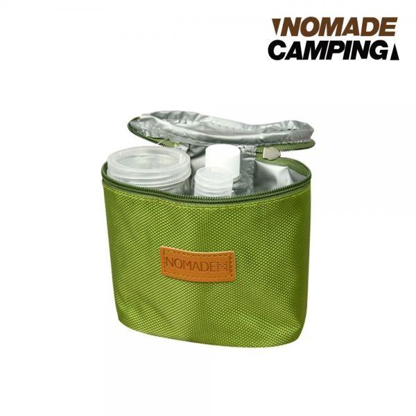 [마물샵] 노마드 캠핑 백패킹 양념통세트 6p 스키니디팩