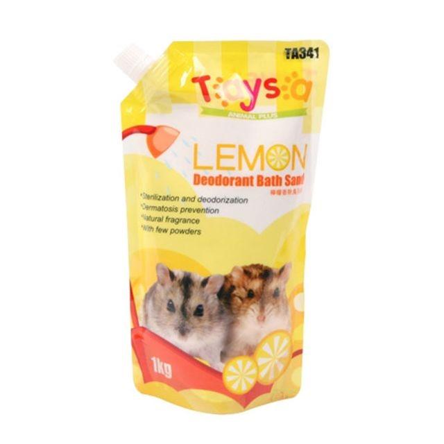 TAYSA 햄스터 모래 1kg(레몬향TA341)