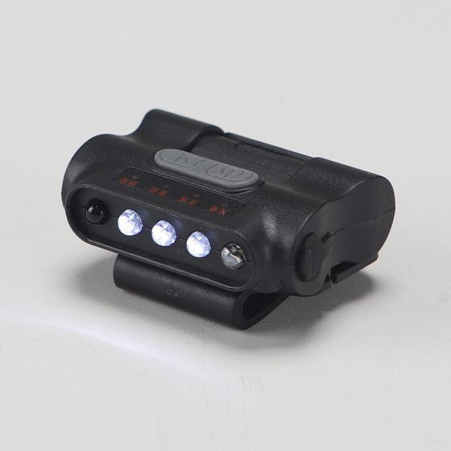 랜턴(모자용)TOW-3/CREE 3LED 캡라이트 센서겸용
