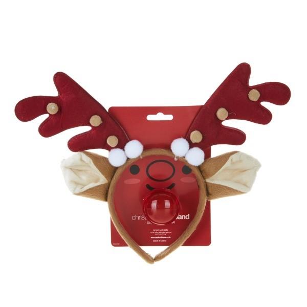 모던하우스 NC02 크리스마스루돌프코머리띠 XG0519073
