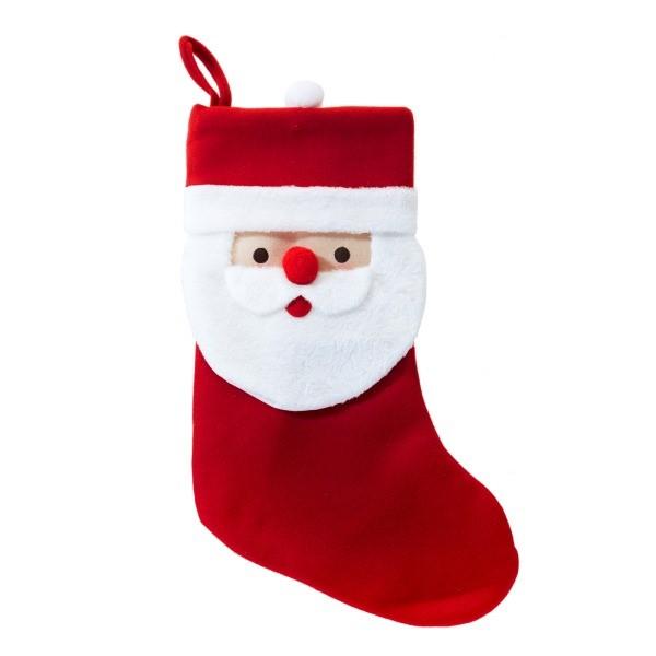 모던하우스 NC02 크리스마스 산타 스타킹 XG0519070