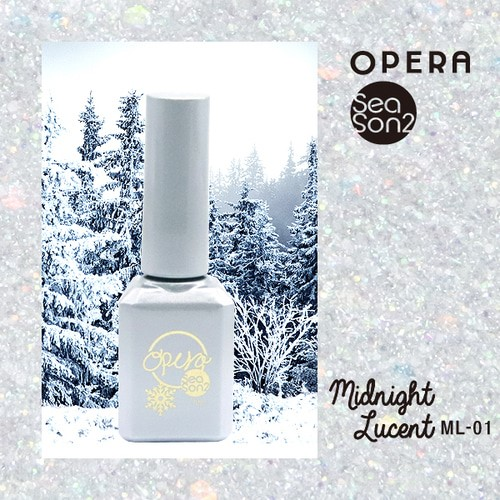 OPERA SEASON2 오페라 시즌2. 미드나잇 루센트 ML-01