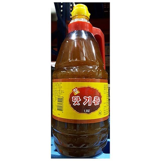 맛기름(치악산 1.8L)