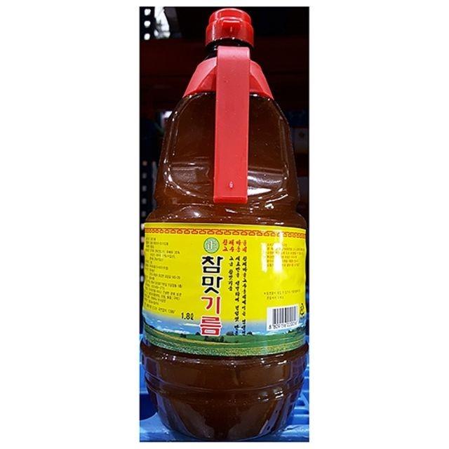 맛기름(정도 1.8L)