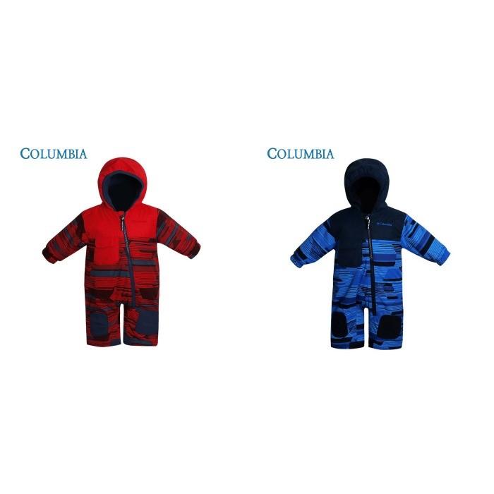 콜롬비아 우주복 Hot-Tot-Suit (2종택일)