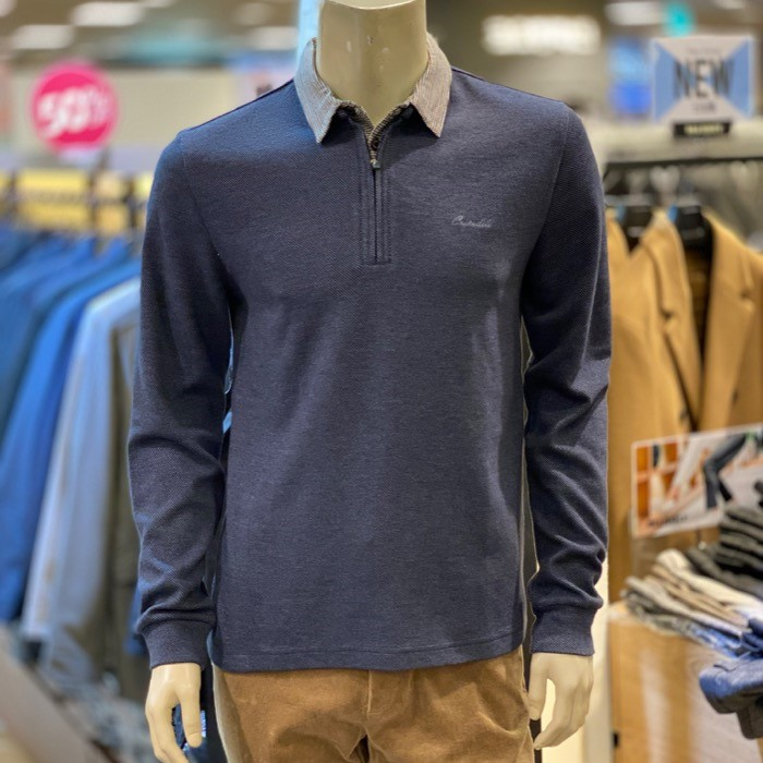 크로커다일 NC02 셔츠레이어드집업티셔츠 a5ts4414