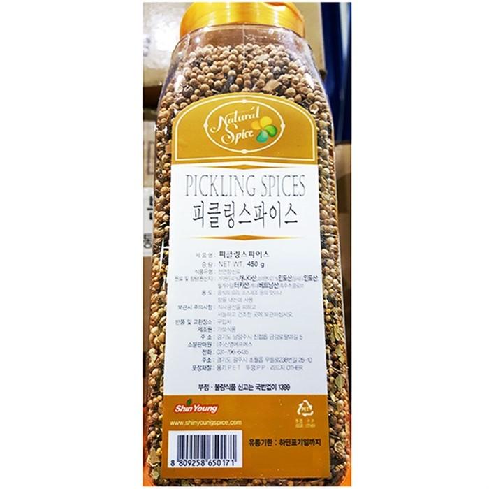 피클링스파이스(신영 450g) 식재료용품
