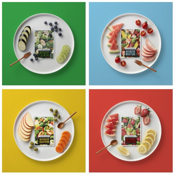 NRL 샐러드 마스크팩(5EA)