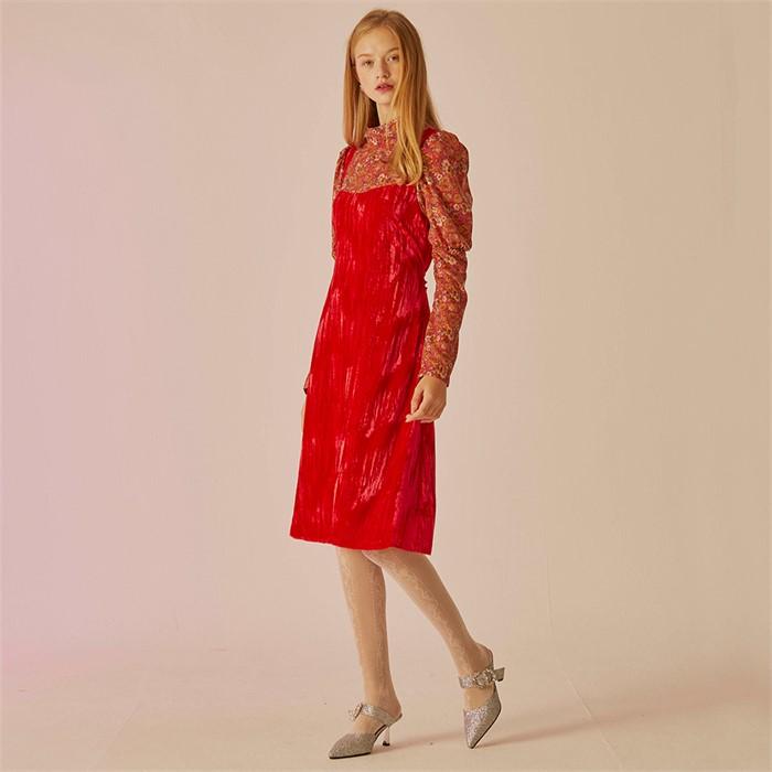 [랭앤루] 19F ELIN DRESS(엘린 드레스)_01