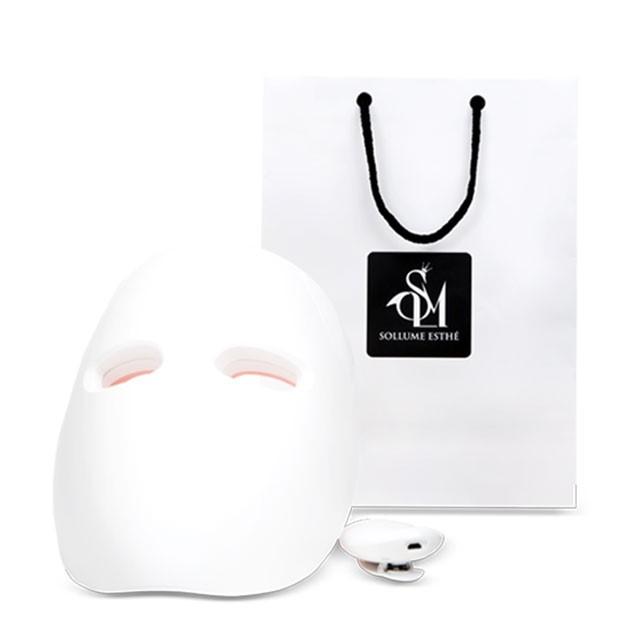 [솔루미에스테] 홈케어 관리 LED마스크
