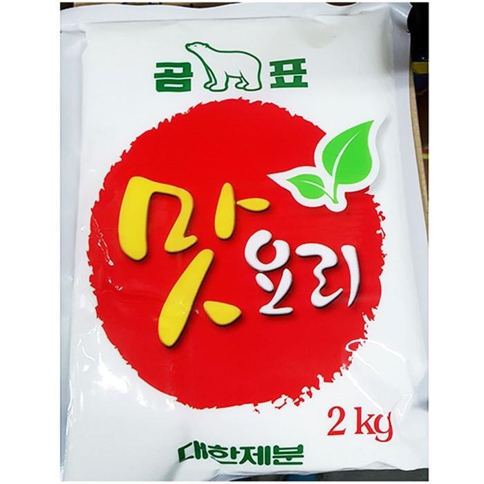 맛요리(MSG 곰표 2K)X6 식재료 식재료용품
