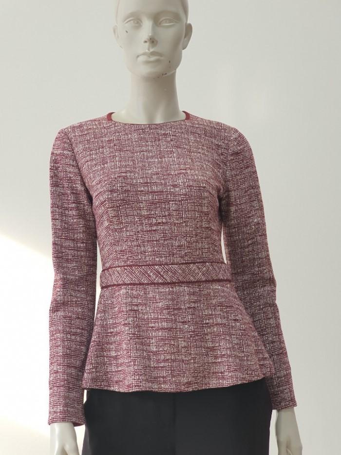 [조이너스 ] 배색절개 티셔츠 JA6W0-WKL020