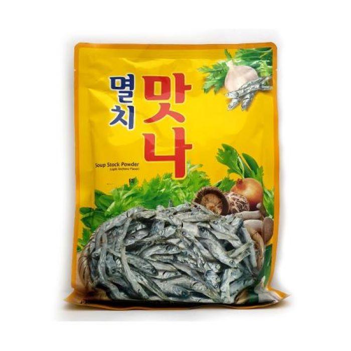 [도도플러스] 청정원 멸치맛나 1kg 멸치국물 조미료