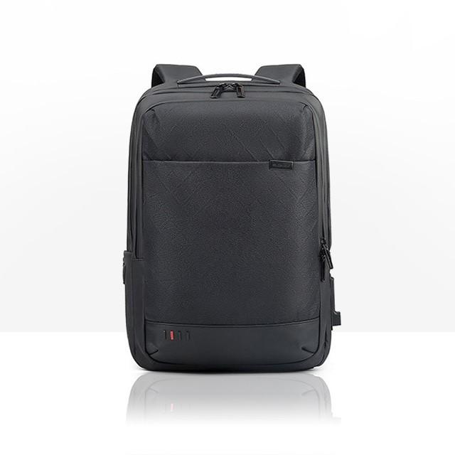 [디자이어로즈] 남자백팩 usb포트 스퀘어 노트북백팩 TBP0254