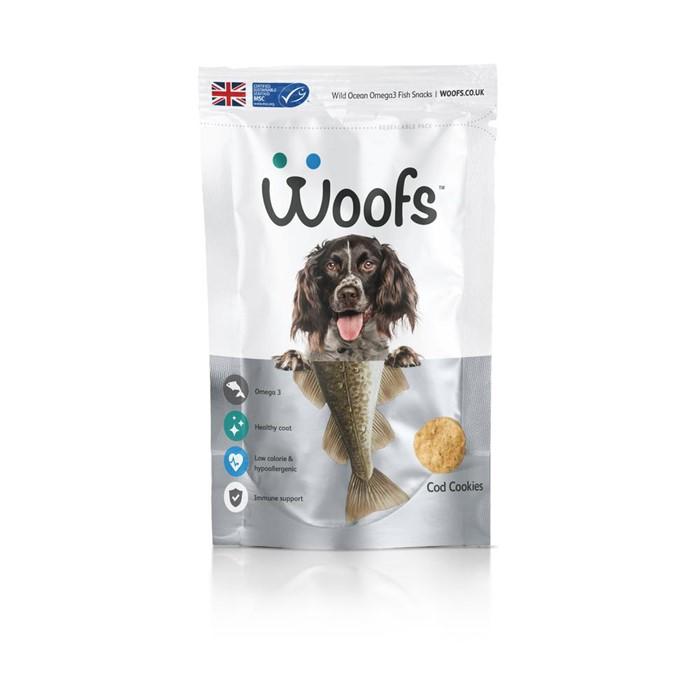 WOOFS 우프스 코드 쿠키 150g