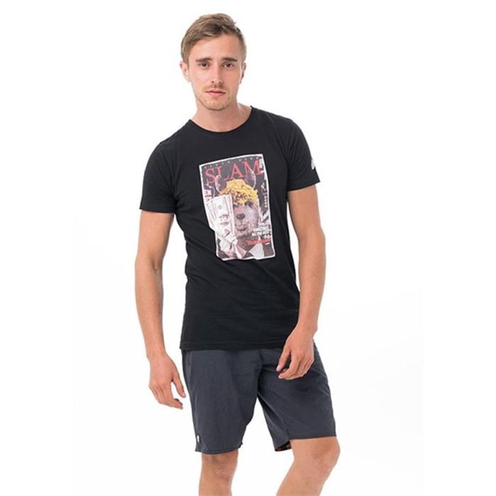 [69슬램] 남여공용 동키 트램프(블랙) 디앤에이 티셔츠
