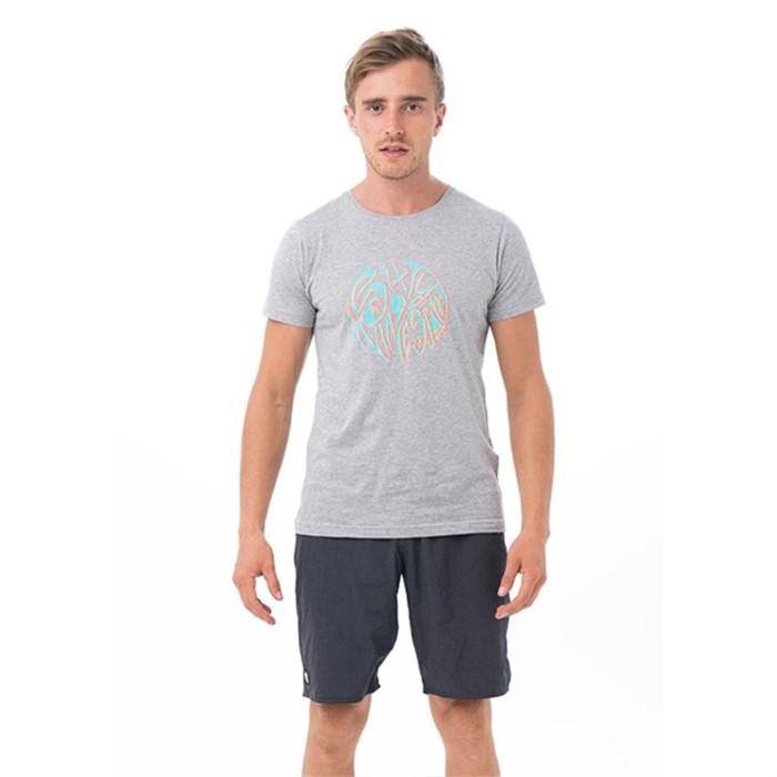 [69슬램] 남여공용 사이코달릭(그레이) 디앤에이 티셔츠