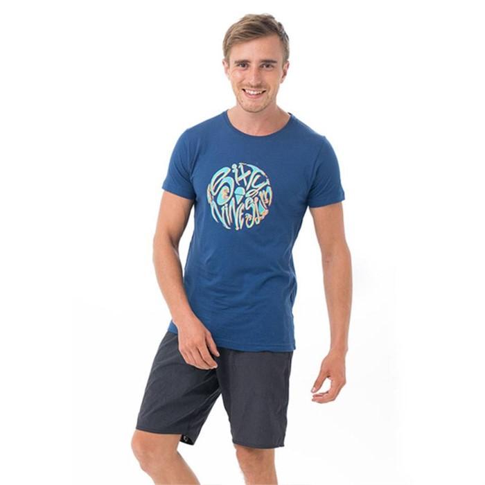 [69슬램] 남여공용 사이코달릭(네이비) 디앤에이 티셔츠