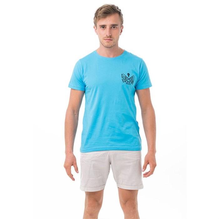 [69슬램] 남여공용 발랑안(블루) 디프런 티셔츠