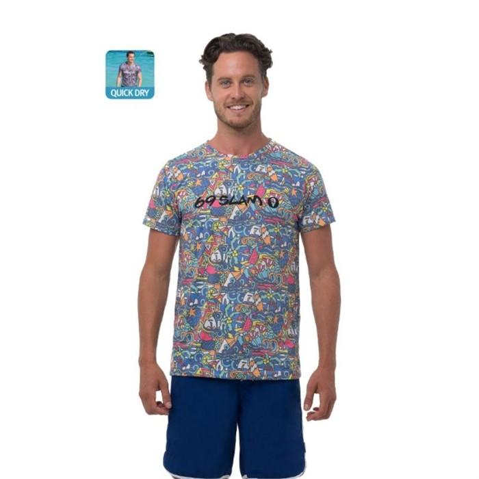 [69슬램] 남녀공용 피카썸머 한스 래쉬티셔츠