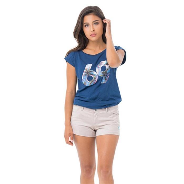 [69슬램] 여성 69팜 트리 엘리샤 티셔츠