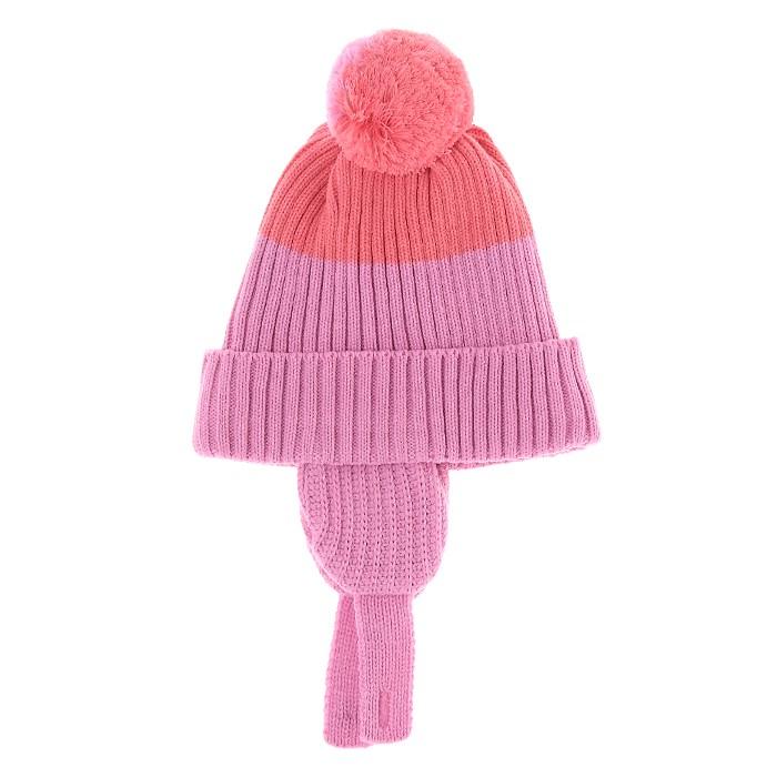 컬리수 NC02 핑크모어니트모자 COW1AACA01