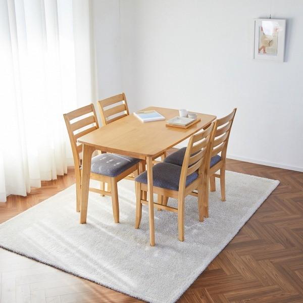 모던하우스 NC02 마리보 테이블 4인세트 DN19SET059